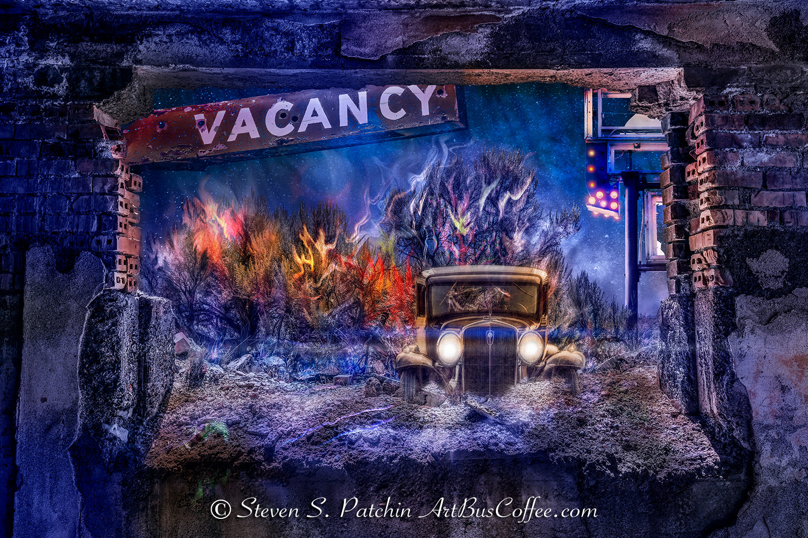 Vacancy by Steve Patchin