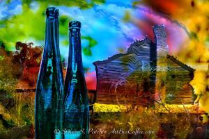 Bottle Distortion Steve Patchin