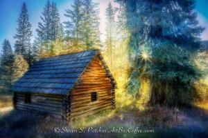 Cabin Steve Patchin