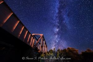 Caliente Train Bridge Milkyway (1)