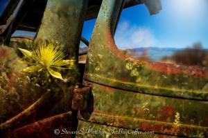 Rusty Truck Steve Patchin